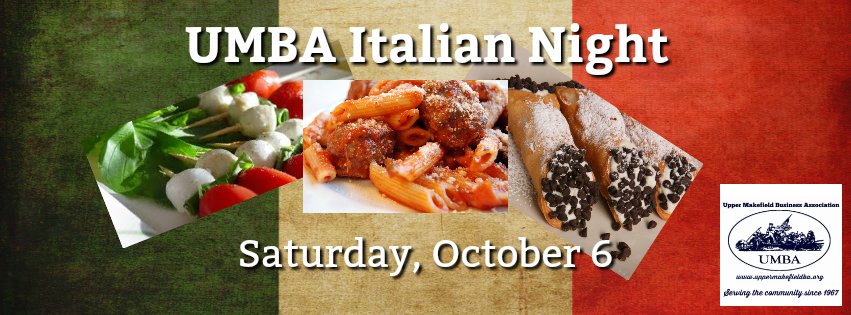 UMBA Italian Night Dinner 2018